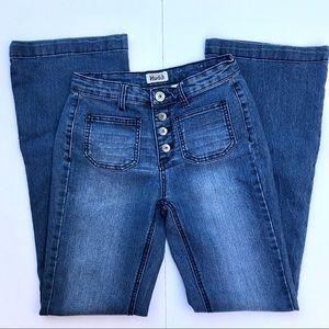 MUDD hippy style jeans!
